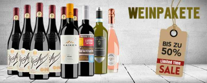 Belvini Weinpakete Angebot