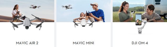 DJI Drohne kaufen