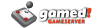 gamed!de Gameserver Logo