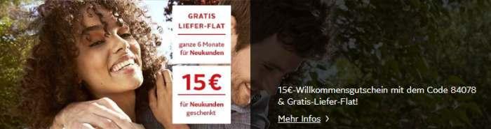 Gratis-Liefer-Flat
