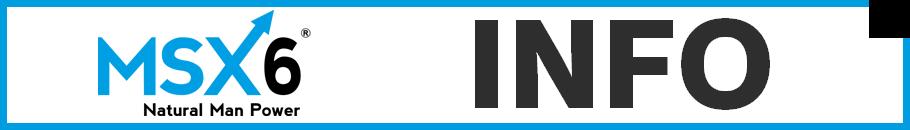 MSX6 Gutschein Info