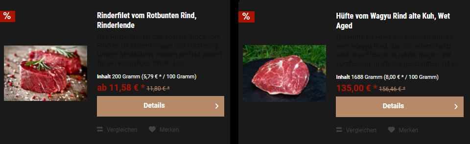 Metzgerei Gränitz Grillfleisch Sale