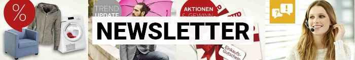 OTTO - Newsletter anmelden