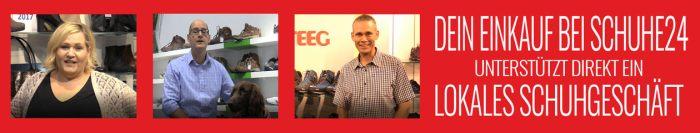 Schuhe24 unterstützt den lokalen Handel
