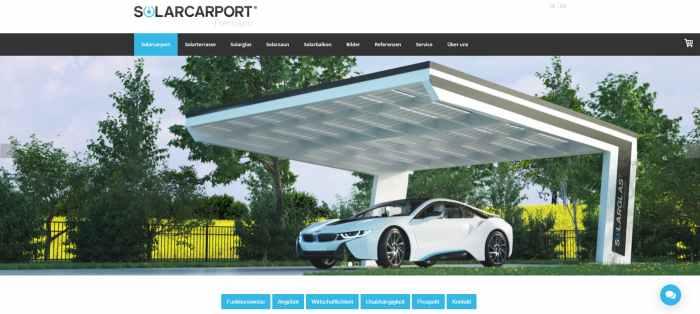 Solarcarport Testsieger