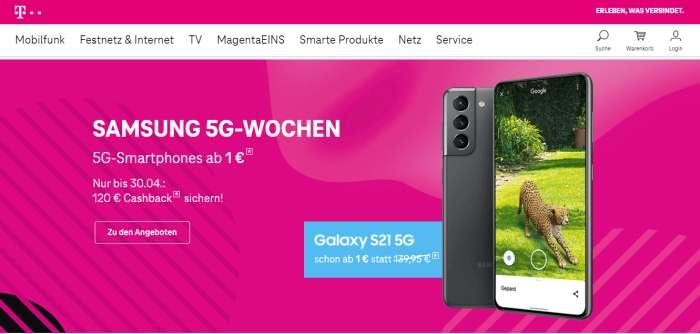 Telekom Onlineshop