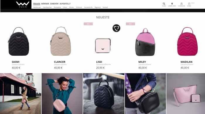 Vuch Handtaschen & Damenbrieftaschen