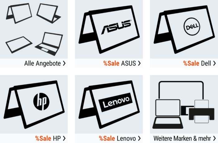 Cyberport Notebook-Sale
