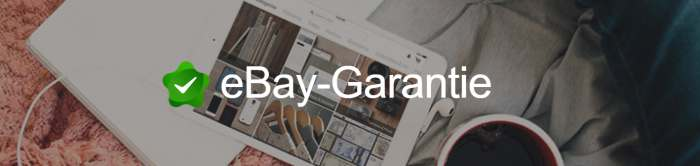 eBay Garantie für Käufer