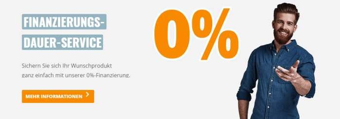 hitseller 0% Finanzierung