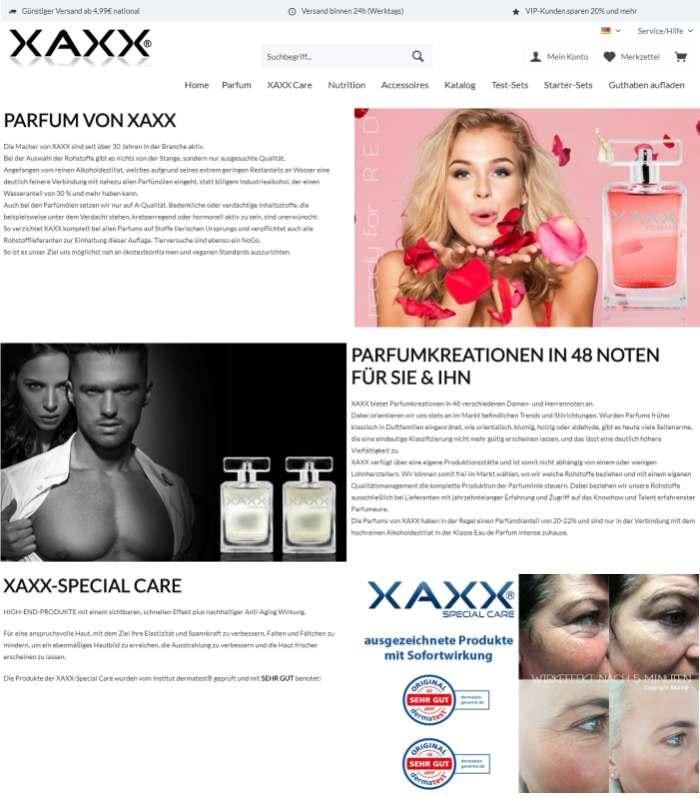 XAXX Sparpotenzial nutzen