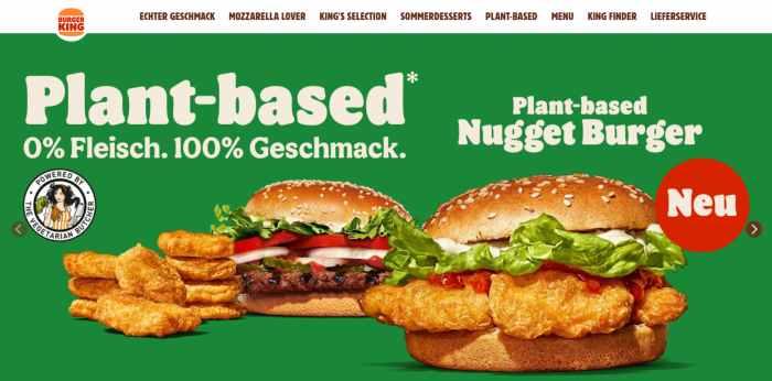 Burger King® Deutschland