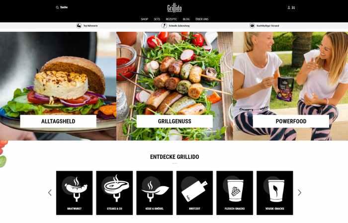 Grillido Grillfleich-Onlineshop