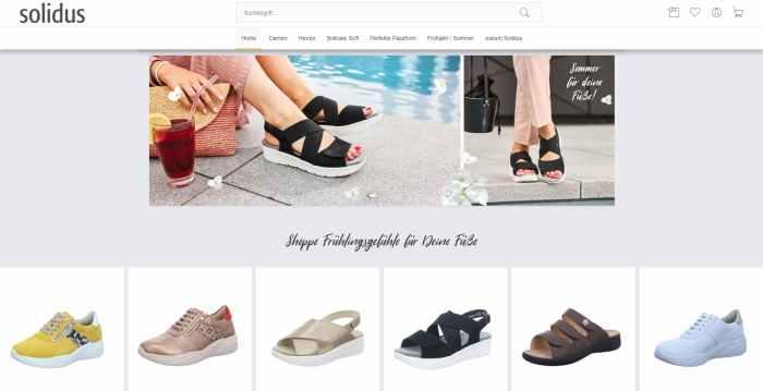 Solidus Schuhe für Frauen und Männer