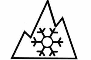 Alpine-Symbol Winterreifen