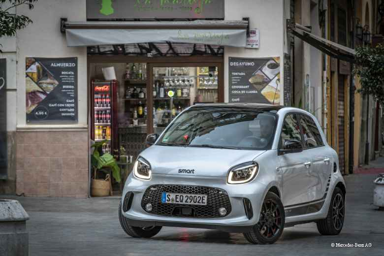 Smart EQ Forfour edition one