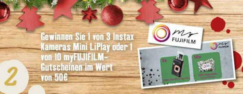 02 Fressnapf Instax Mini LiPlay Gutscheine