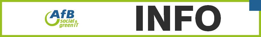 AfB Shop Gutschein Informationen
