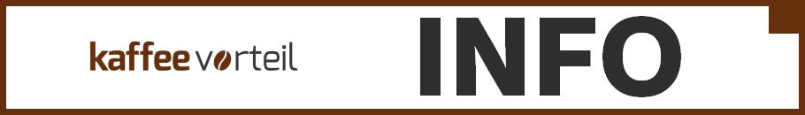 Kaffeevorteil Gutschein Information
