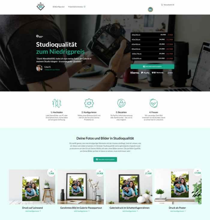 WandbildXXL Onlineshop
